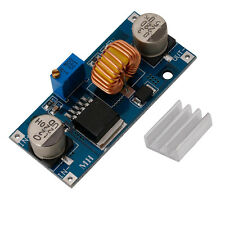 5A XL4015 DC-DC Step Down Adjustable Power Supply Module Lithium Charger 4~38V