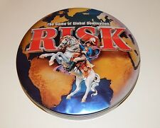 RISK Board Game 2003 in Collector Tin (Complete!)