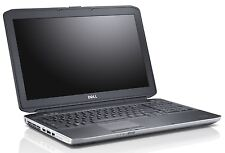 Dell E5520 Laptop Core i5 15.6 LCD DVD+RW WIFI Windows 10 Pro Notebook+ HDMI