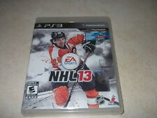 NHL 13 (Sony PlayStation 3, 2012)