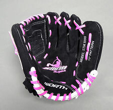 "Worth Storm 1000 Fast Pitch Right Hand Youth Glove  10""  Retails For: $29.99"