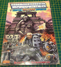 CHAPTER APPROVED - Warhammer 40K Book Astronomican - Vintage Games Workshop 1988