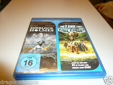 Sherlock Holmes / The Land that time forgot (Blu-ray Double Feature)