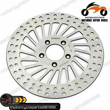 "11.5"" Front Left Harley-Davidson Brake Disc Rotors Dyna 2000-2007 Softail 08-14"
