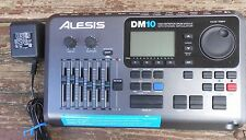 Alesis DM10 HD High-Def Percussion Module with Dynamic Articulation & Latest S/W