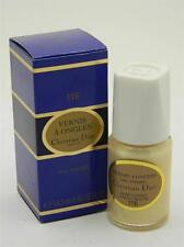 Dior Vernis A Ongles Nail Enamel Polish 116 Firefly Yellow