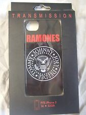 NEW The Ramones Black iPhone 5 Model Cell Phone Snap Case Cover Punk Rock Band
