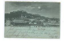 B82525 Italy Gorizia Gorz 1898  front/back image