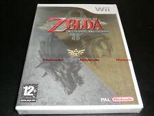The Legend of Zelda Twilight Princess for Nintendo Wii / (Wii U) New & Sealed