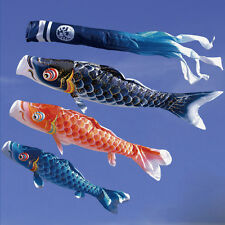 BIG Carp streamer KOINOBORI Windsock Balcony Japan 78inch