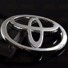 For 2003-2008 Toyota Corolla 02-06 Toyota Camry Chrome Rear Trunk Emblem Badge
