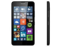 New Nokia Lumia 640 LTE - 8GB - Black Gray (Factory GSM Unlocked) Smartphone