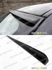 07-12 UNPAINTED SK DESIGN REAR ROOF SPOILER WING For NISSAN SENTRA 6th B16