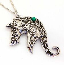 Lyonesse Cornish Horse Head Pendant Necklace Lost Treasures of Albion LT12