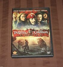 Pirates of the Caribbean: At World's End (DVD, 2007) DISNEY DVD