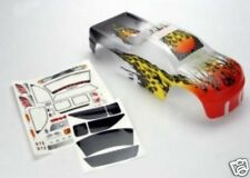 4911X Traxxas R/C Car Spares T-Maxx Prographix Custom Clear Part Painted w/Decal
