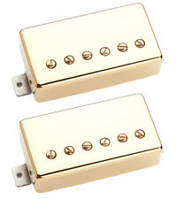 Seymour Duncan SH-55 Seth Lover Humbucker set gold neck & bridge NEW free ship!
