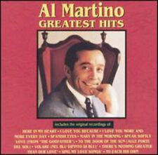 Greatest Hits - Al Martino (1990, CD NEUF)