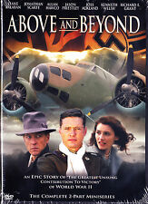 Above and Beyond (DVD, 2007) New
