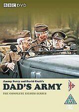 DAD'S ARMY THE COMPLETE 8TH EIGHTH SERIES ARTHUR LOWE DVD SEALED