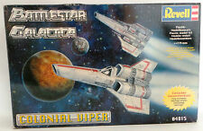 BATTLESTAR GALACTICA : COLONIAL VIPER REVELL MODEL KIT MADE BY REVELL IN 1997