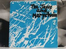 """THE JESUS AND MARY CHAIN - UPSIDE DOWN / VEGETABLE MAN FIRST PRESSING UK 7"""" BLUE"""