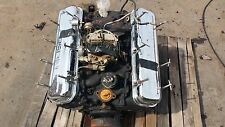 CHEVROLET 454 BIG BLOCK ENGINE 1975 PICKUP TRUCK REBUILDABLE HOT ROD MOTOR