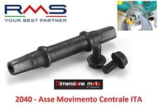 """2040 ASSE/PERNO MOVIMENTO CENTRALE """"VP"""" ITA-123mm per bici 26-28 Fixed Scatto Fi"""