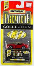 Matchbox World Class Series 4 Premiere Collection Viper RT/10 Red New On Card