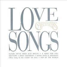 Love Songs Carpenters We've only just begun CD Brand New