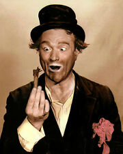 "RICHARD ""RED"" SKELTON FREDDIE THE FREELOADER 4x6"" HAND COLOR TINTED PHOTOGRAPH"