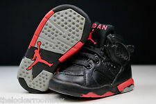 Nike Air Jordan VI Infared Baby Sky Kids Shoes. Vintage RARE Sz 3 Gr 18,5