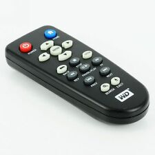 New Remote control Western Digital WD DVD TV Live& Mini Plus HD Media Player