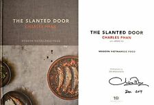 Charles Phan SIGNED & DATED The Slanted Door 1st/1st HC + Photos ~ RARE!