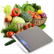 5kg/1g Kitchen Digital Scale LCD Electronic Food Fruit Weight Postal Scales