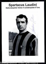 Spartaco landinii italia WM 1966 top foto ORIG. sign. + G 9111