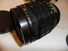 Camera lens SLR 42mm thread 135mm f 1:2,8 OPTOMAX AUTO R405876  ..  K9