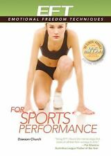 EFT for Sports Performance by Dawson Church and Jessica Howard (2014, Paperback)