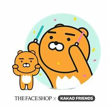 [The Face Shop] X Kakao Friends Edition Oil Control Water Cushion Ryan #V201
