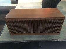audiorama design retro rare grundig  box seventie's duo bass 406 loft