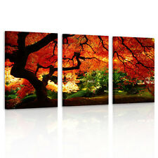 Large Jungle Frameless HD Canvas Print Wall Painting Picture Home Decor Posters
