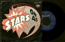 """STARS ON 45 - Beatles - SPAIN SG 7"""" CNR 1981 - No Reply, Drive My Car - 45rpm"""