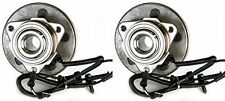 Hub Bearing Assembly for 2004 Ford Explorer Fits ALL TYPES Wheel-Front Pair