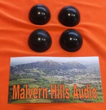 A SET OF 4  x SORBOTHANE 30 mm. HI-FI ISOLATION FEET/SPHERES - IMPROVE SOUND