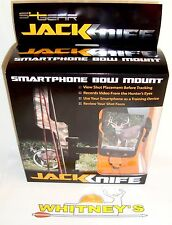 S4Gear Jackknife Smartphone Bow Mount- Item # SG00316 for iPhone and Droid