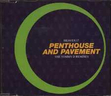 HEAVEN 17 UK 1993 CD Single PENTHOUSE AND PAVEMENT  NearMINT