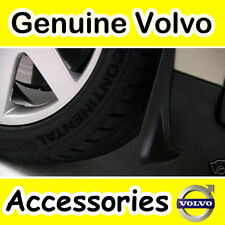 Genuine Volvo S40, V50 (04-07) Rear Mud Flaps / Guards (Pair)