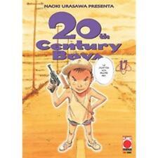 20TH CENTURY BOYS 17 - RISTAMPA - PLANET MANGA PANINI - NUOVO