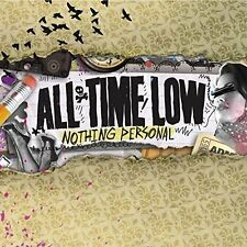 ALL TIME LOW-NOTHING PERSONAL  VINYL LP NEW
