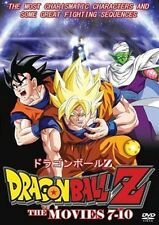 Dragon Ball Z The Movies 7-10- -NEW DVD-FREE UPGRADE TOO 1ST CLASS SHIPPING